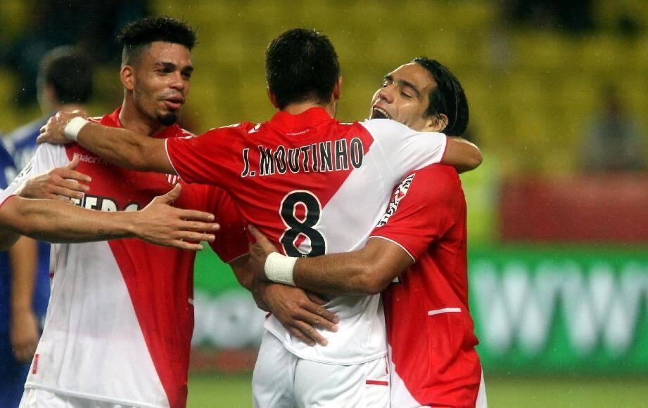 Rivière sera absent au contraire de Moutinho et Falcao pour la réception de Saint-Etienne.