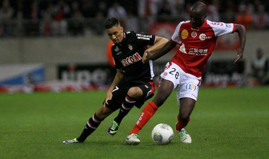 Monaco se déplace une nouvelle fois à Reims