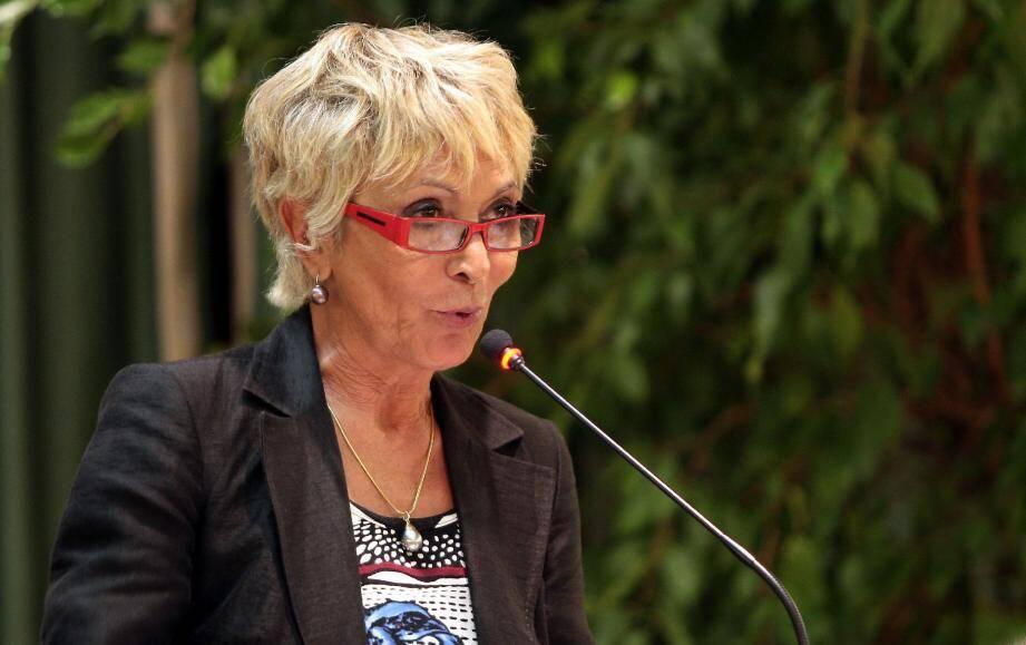 Christine Charles sera adoubée par Antoine Damiani le 8 novembre, devant les Carrossois, à la salle Ecovie.