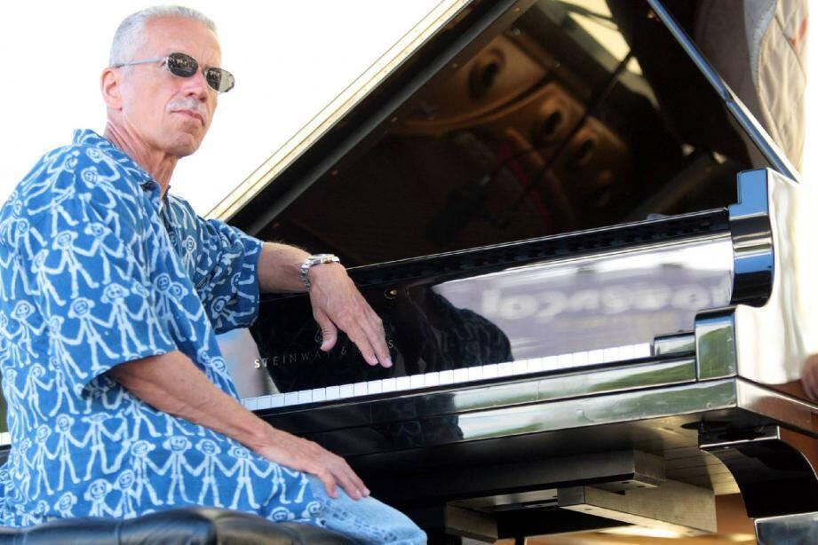 Jazz à Juan sans Keith Jarrett ? « Ce n'est pas un départ définitif » assure Jean-René Palacio, directeur artistique du festival - ci-dessous.