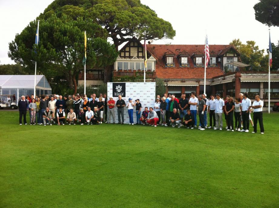 La première édition de la Nice matin Golf Cup s'est déroulée hier, à Mandelieu, au Golf Old Courses.
