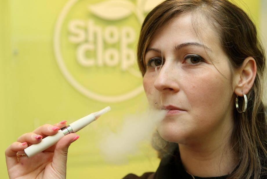 Les cigarettes électroniques ne seront pas vendues en pharmacie.