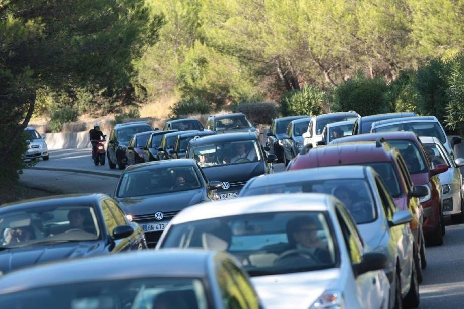 C'est le soir du concert de Muse cet été que la Côte d'Azur a vécu son embouteillage record avec près de 27 kilomètres de paralysie routière.