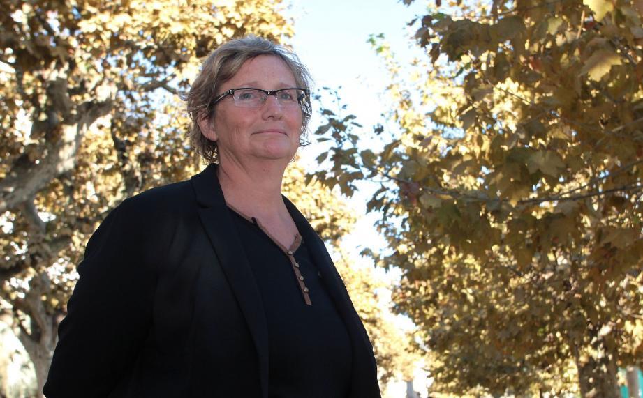 Anne Majri, candidate PS, est en période de recrutement pour établir une équipe qu'elle souhaite ouverte largement à gauche.