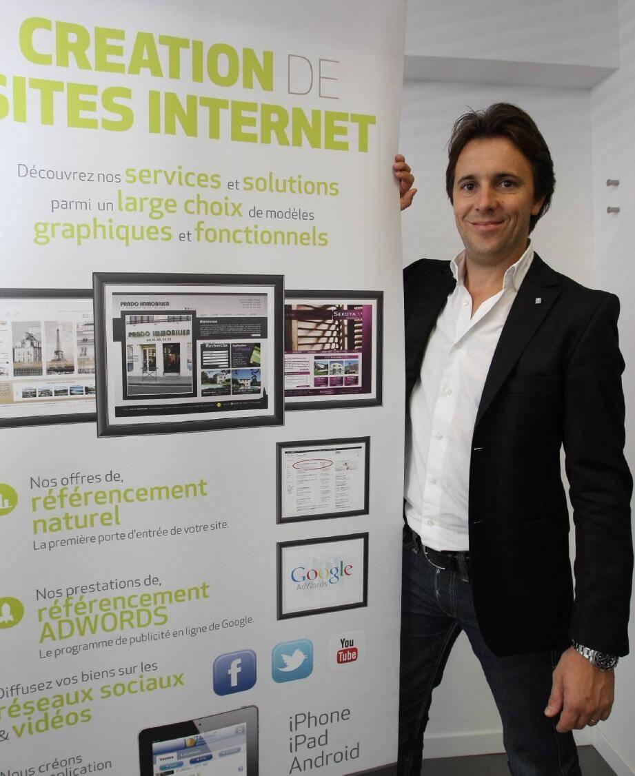 Après « Pigimmo », l'agence web dirigée par Olivier Bugette confirme, avec « Hektor », son savoir-faire et son dynamisme.