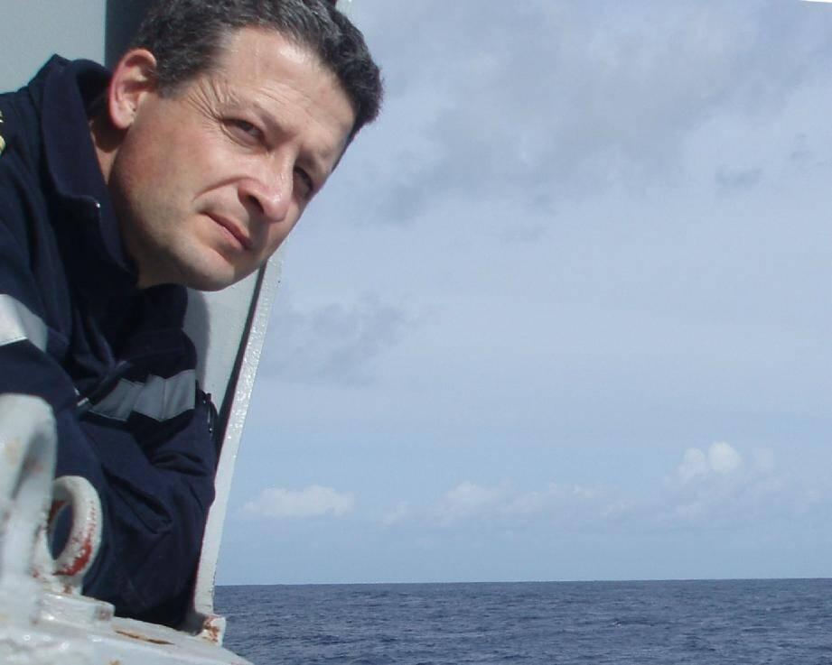 Jean-Christophe Rouxel.