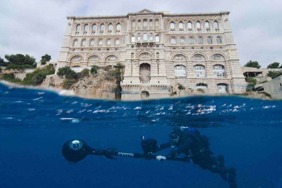 Google cartographie les fonds sous-marins à Monaco