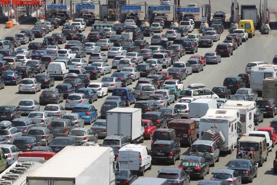 Les routes seront chargées ce week-end pour le premier chassé-croisé de l'été.