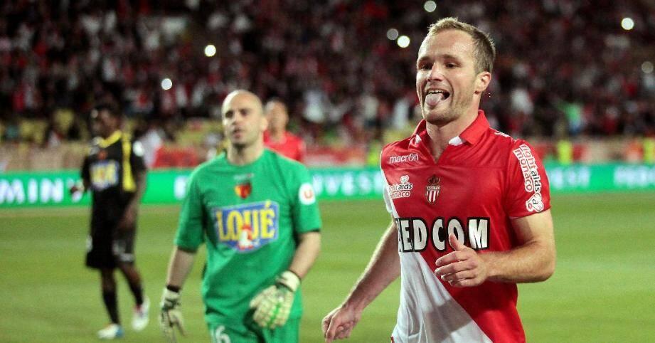 Valère Germain de retour avec Monaco en coupe de la Ligue?