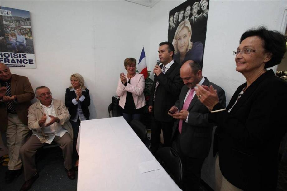 Lopez et le FN frappent un grand coup à brignoles