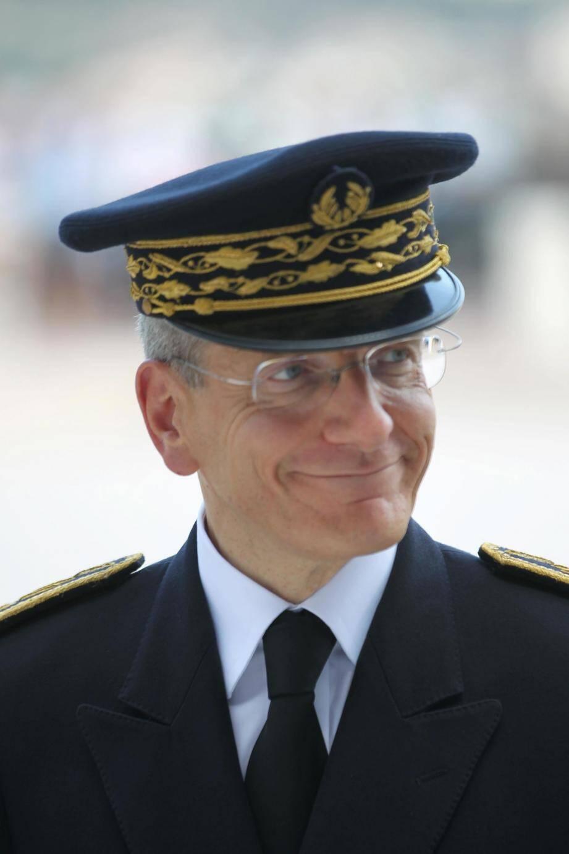 Le préfet des Alpes-Maritimes Adolphe Colrat.