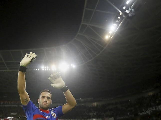 David Ospina, le meilleur Niçois contre Marseille.