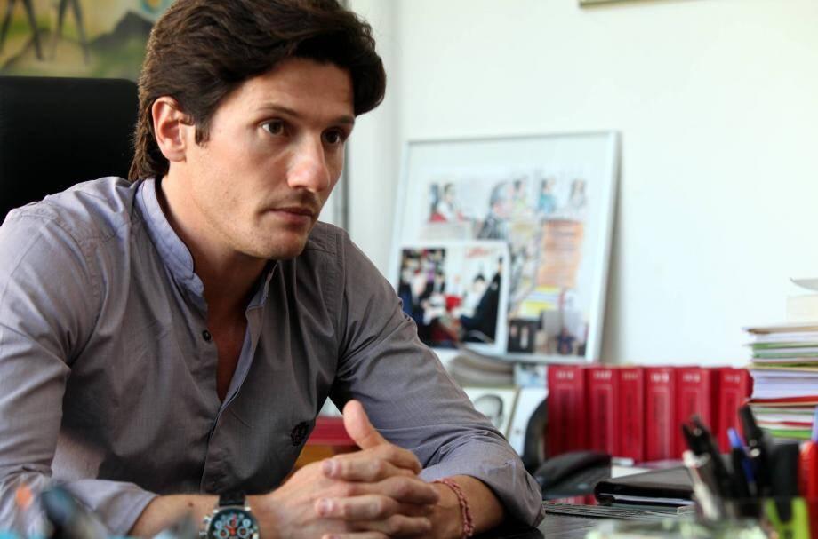 Paul Sollacaro, le fils d'Antoine Sollacaro, assassiné en octobre 2012, pourrait se constituer partie civile