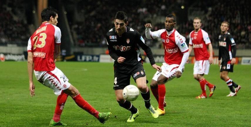 Monaco n'a pas passé le premier tour de la Coupe de la Ligue, mercredi soir à Reims.