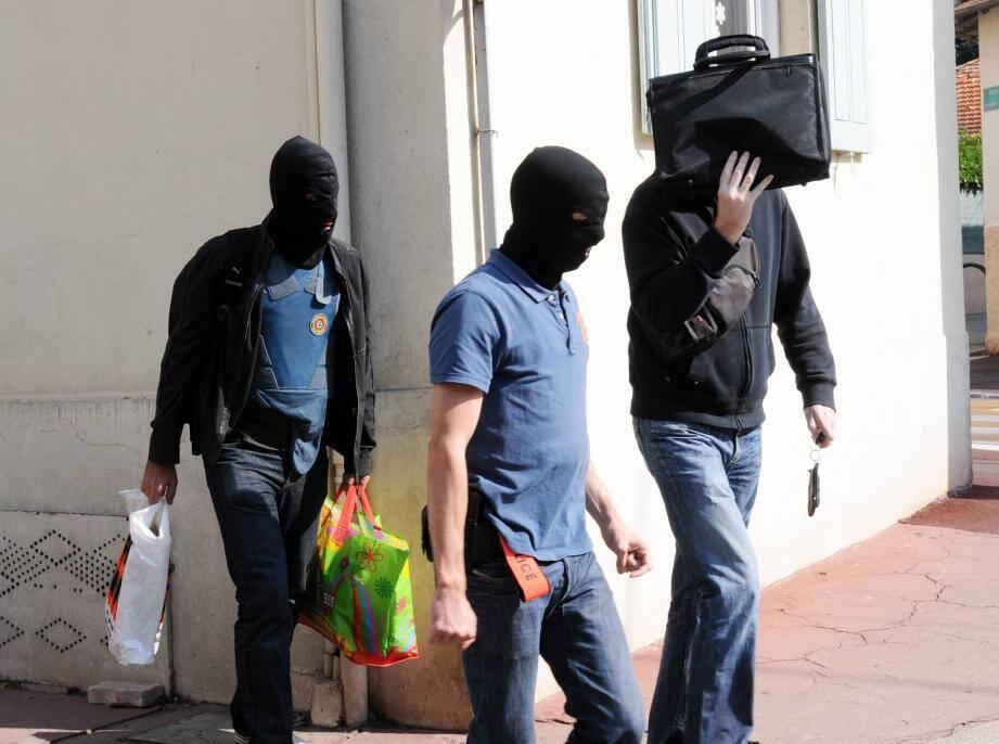 La cellule djihadiste a été démantelée à Cannes en octobre 2012.