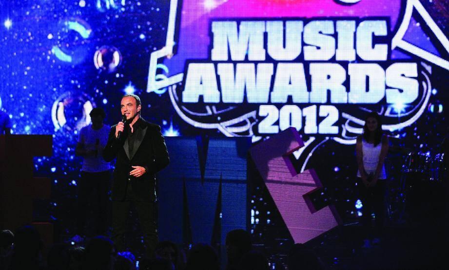 Nikos Aliagas et les NRJ Music Awards, un couple qui fonctionne depuis quatre ans.