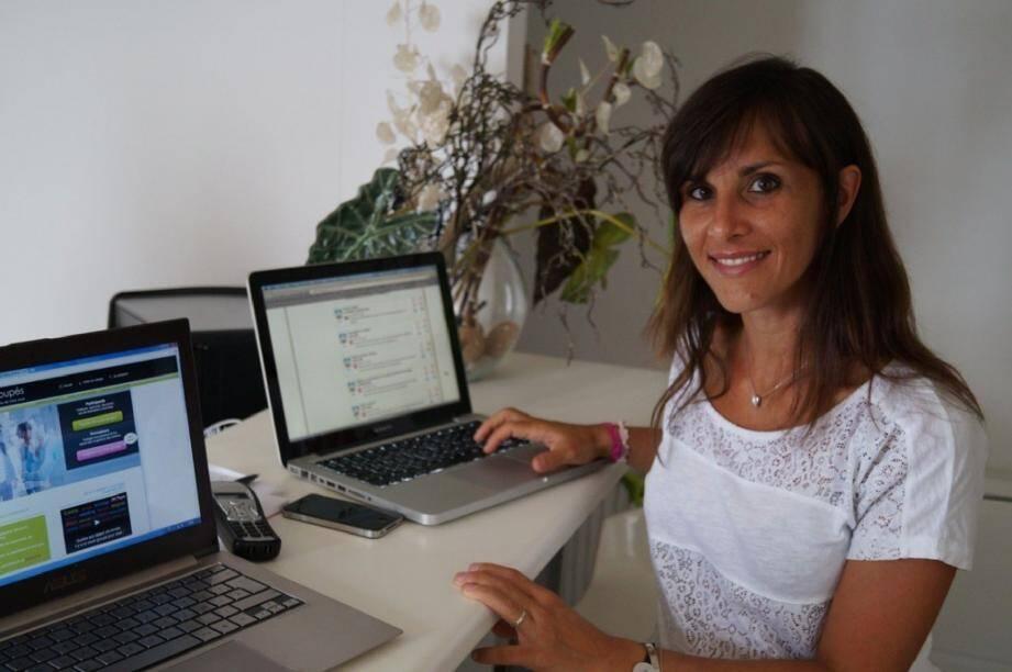 « Ce réseau permet des rencontres entre gens passionnés » , souligne Emilie Lombardi.(DR)