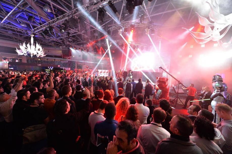 Ambiance clubbing hier soir en Principauté pour une cérémonie qui récompense la crème des DJ.