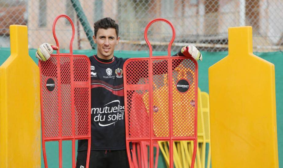 Ce soir, Luca sera dans la cage du Parc des Princes.