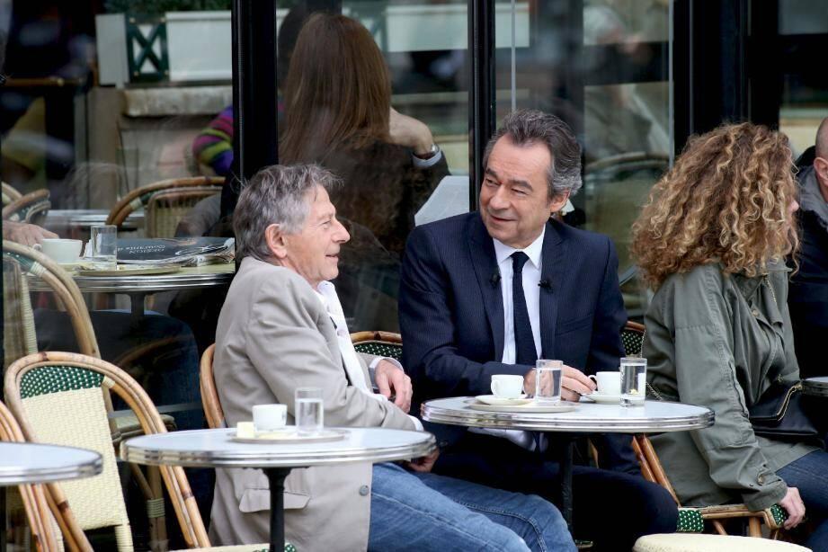 Roman Polanski et Michel Denisot : une conversation... serrée.