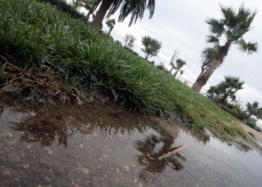 Éviter les eaux stagnantes, un des réflexes à conserver… Jusqu'à la fin du mois de décembre.