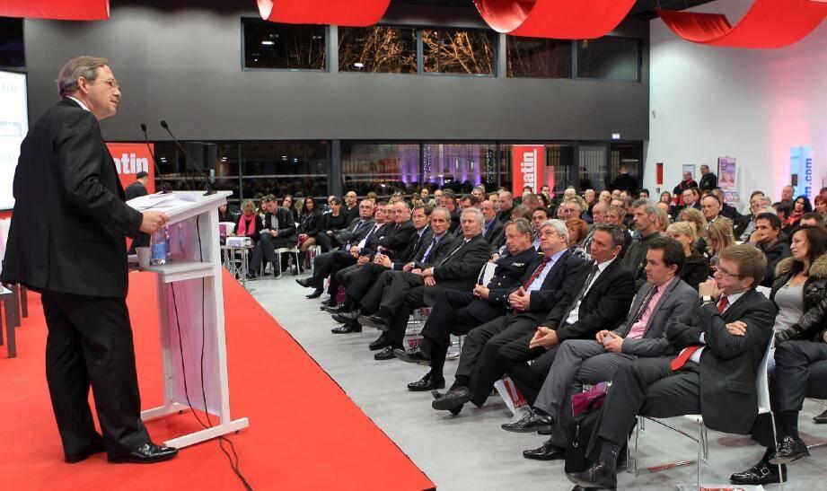 L'an passé, le forum Var-matin était consacré aux entreprises qui font gagner le département. Cette année, le thème sera « le Var qui exporte ».