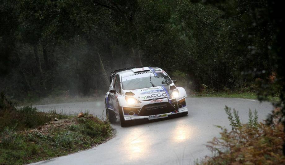 Le duo termine avec 1 minute 12 secondes d'avance sur Jérémi Ancian - vainqueur des quatre dernières spéciales.