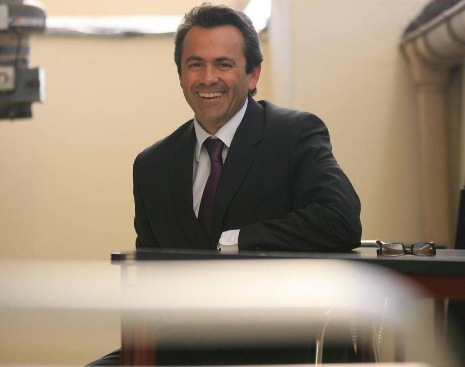 Olivier Bettati, candidat à Nice