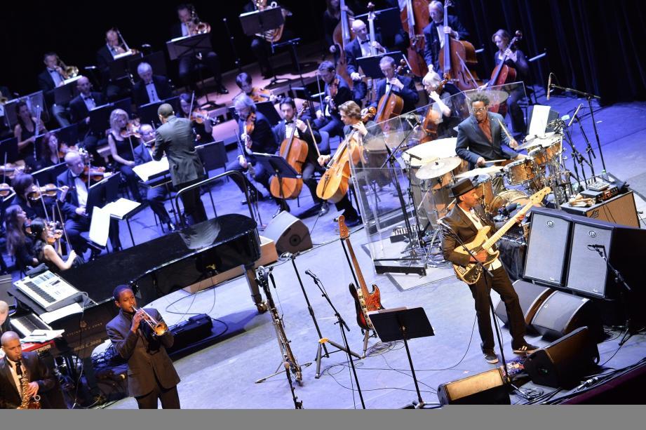 Un concert qui a atteint des sommets musicaux.