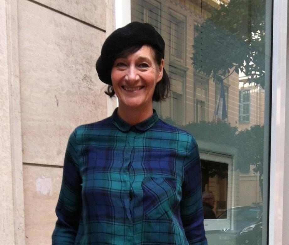 Anita di Sotto, organisatrice de The Monte-Carlo Whisky Conference.