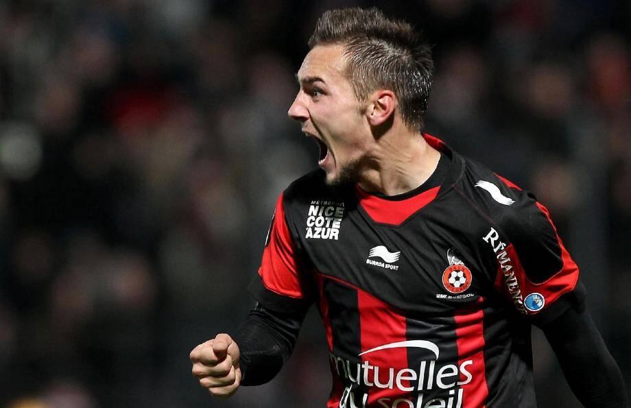 Quatre jours après le derby contre l'AS Monaco, Bauthéac est du voyage.