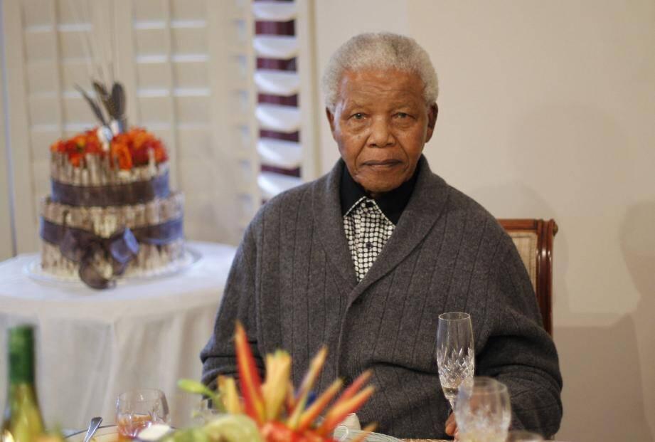 Le lauréat du Nobel de la paix 1993 a été hospitalisé trois semaines en décembre dernier.