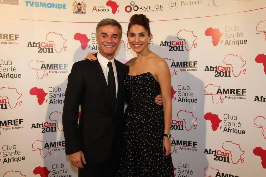 L'ancienne James Bond girl Caterina Murino a montré les grands établissements monégasques, tandis que Paul Belmondo a dévoilé les coulisses du Grand Prix de Formule 1.