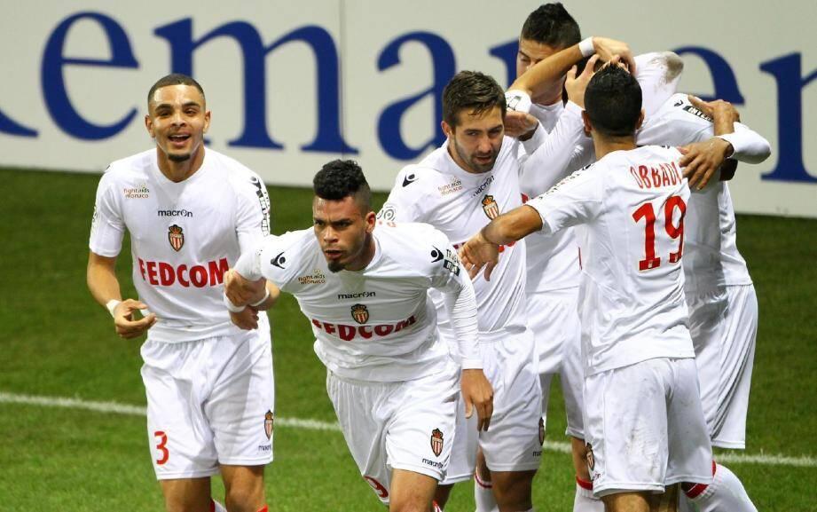 L'AS Monaco à l'assaut de l'En Avant Guigamp