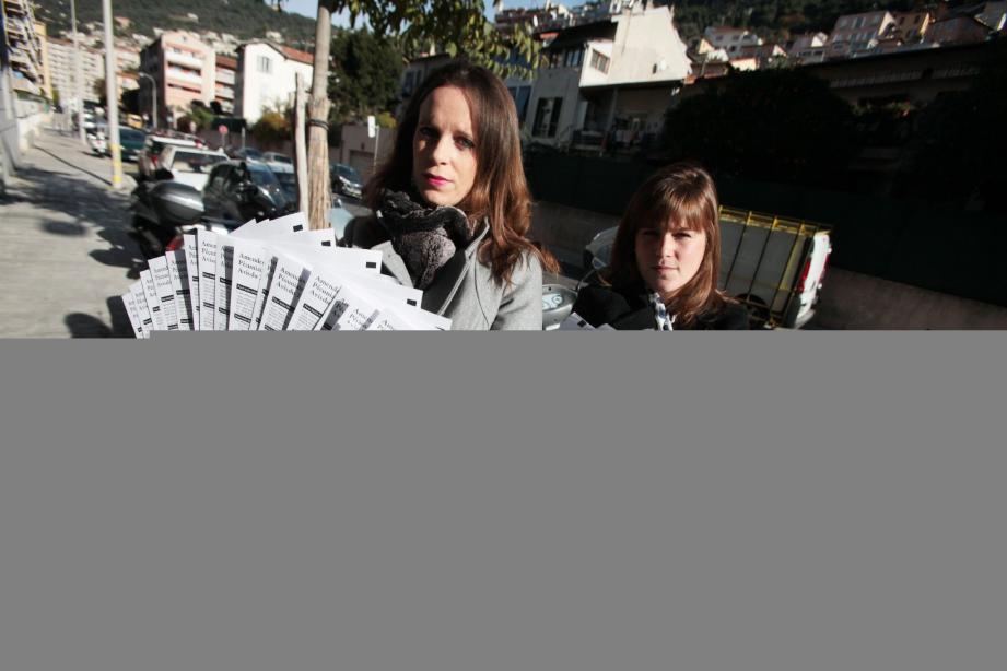 Coralie et Marine cumulent près de 4 000 euros de contraventions majorées à deux. Leurs fêtes de fin d'année sont gâchées.