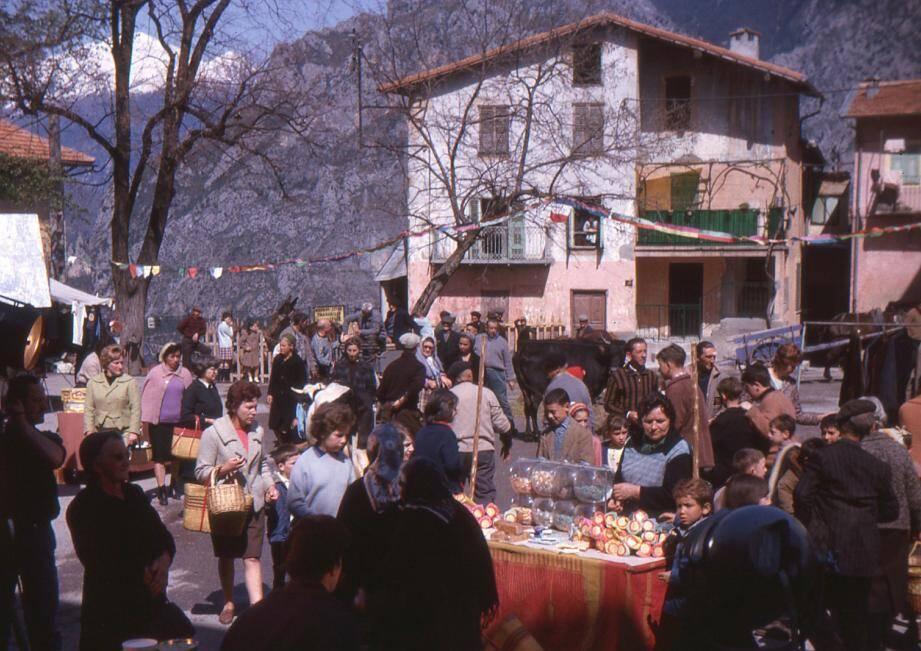 La série culte Belle et Sébastien a été tournée dans la Vésubie.