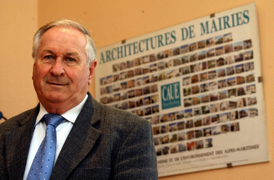L'ancien maire repart en campagne.