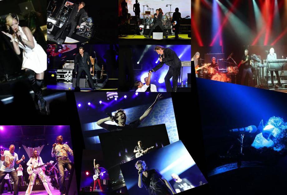Concerts Côte d'Azur