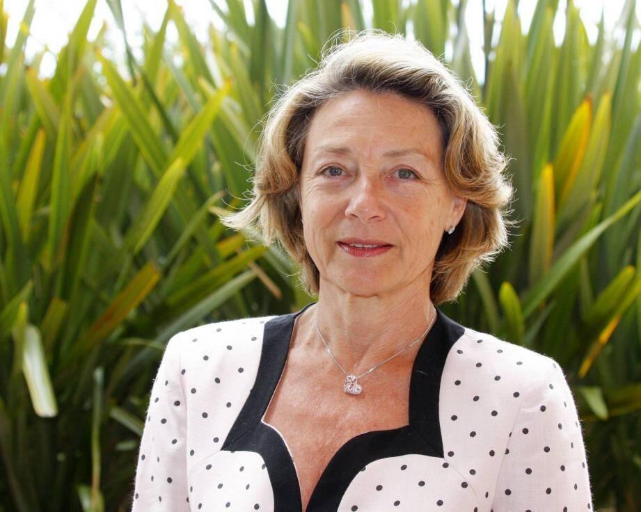 Lydia Schénardi conduira la liste « Rassemblement Bleu Marine pour Menton ».