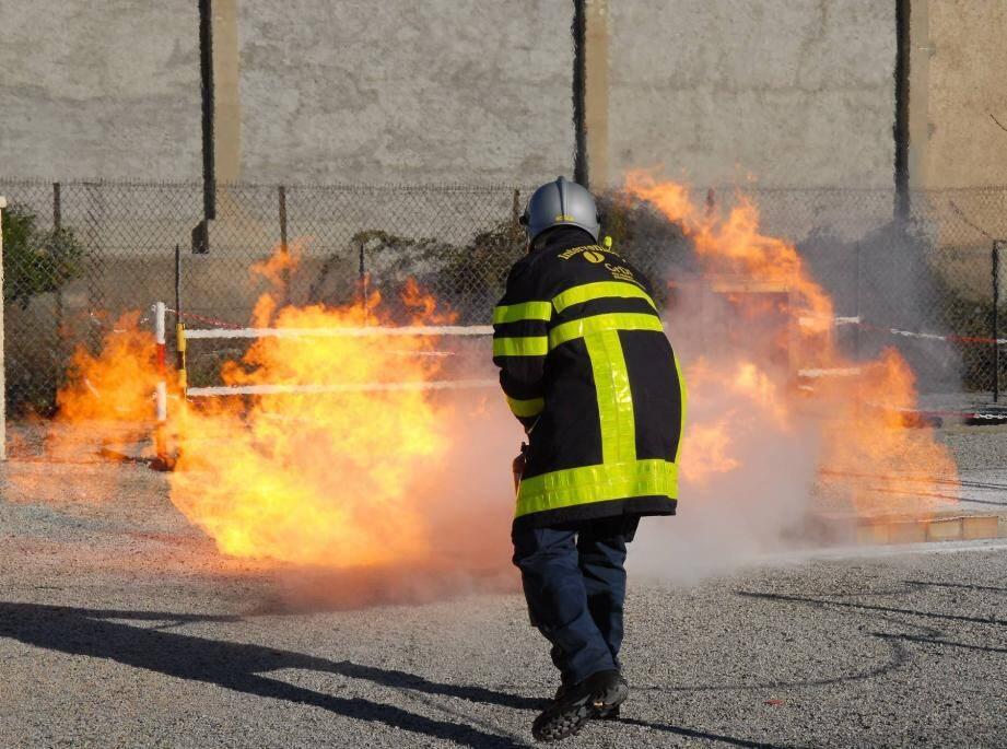 Le contentieux porte sur le montant de la contribution de la ville au Service départemental d'incendie et de secours.