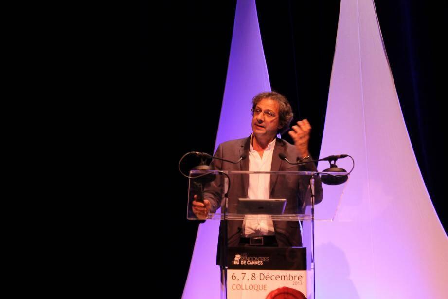 A Cannes, Pierre-Henri Tavoillot a convoqué la philosophie pour défendre le secret.