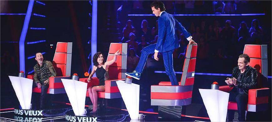 Autour de Florent Pagny, Jenifer et Garou, le nouveau coach Mika va dévoiler ses talents de showman. Ça s'annonce savoureux !