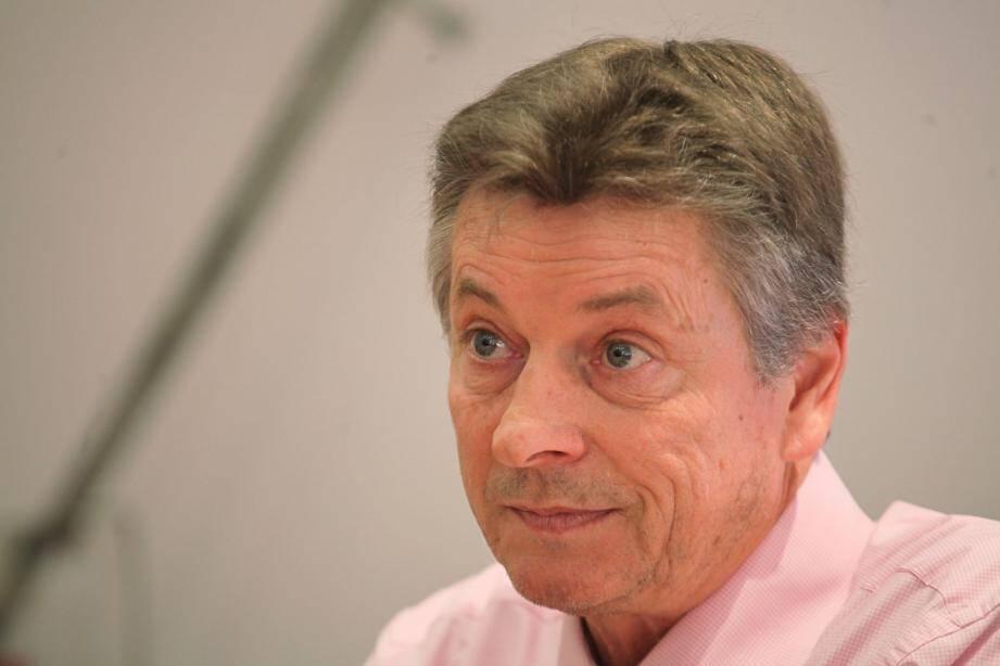 Jean-Pierre Dermit a fait acte de candidature pour sa réélection à la tête de la mairie de Biot, en mars prochain.
