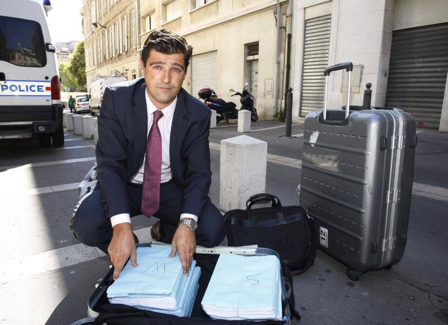 L'avocat Me Philippe Courtois, qui défend l'association PPP (femmes porteuses de prothèses PIP); représente 2600 dossiers.