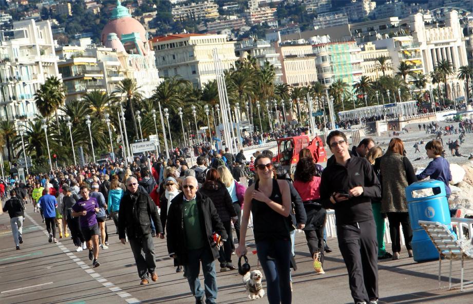 Nice est la 2e ville préférée des étrangers selon le classement d'Hotels.com en 2013
