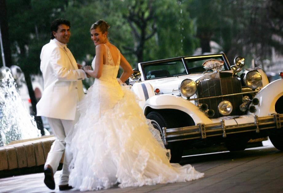 Le nombre d'unions célébrées dans la salle des mariages de la mairie de Monaco a grimpé de 15 % en 2013. Et l'année 2014 s'annonce déjà faste en unions.