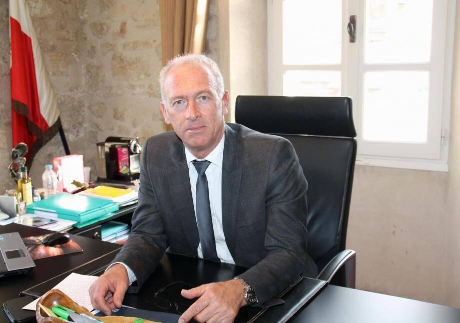 Thierry Occelli est candidat à sa réélection.