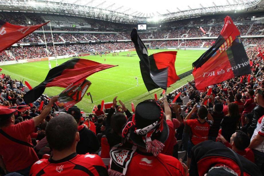 Demain, les supporters toulonnais seront de retour à l'Allianz Riviera. Prévoyez vos déplacements !