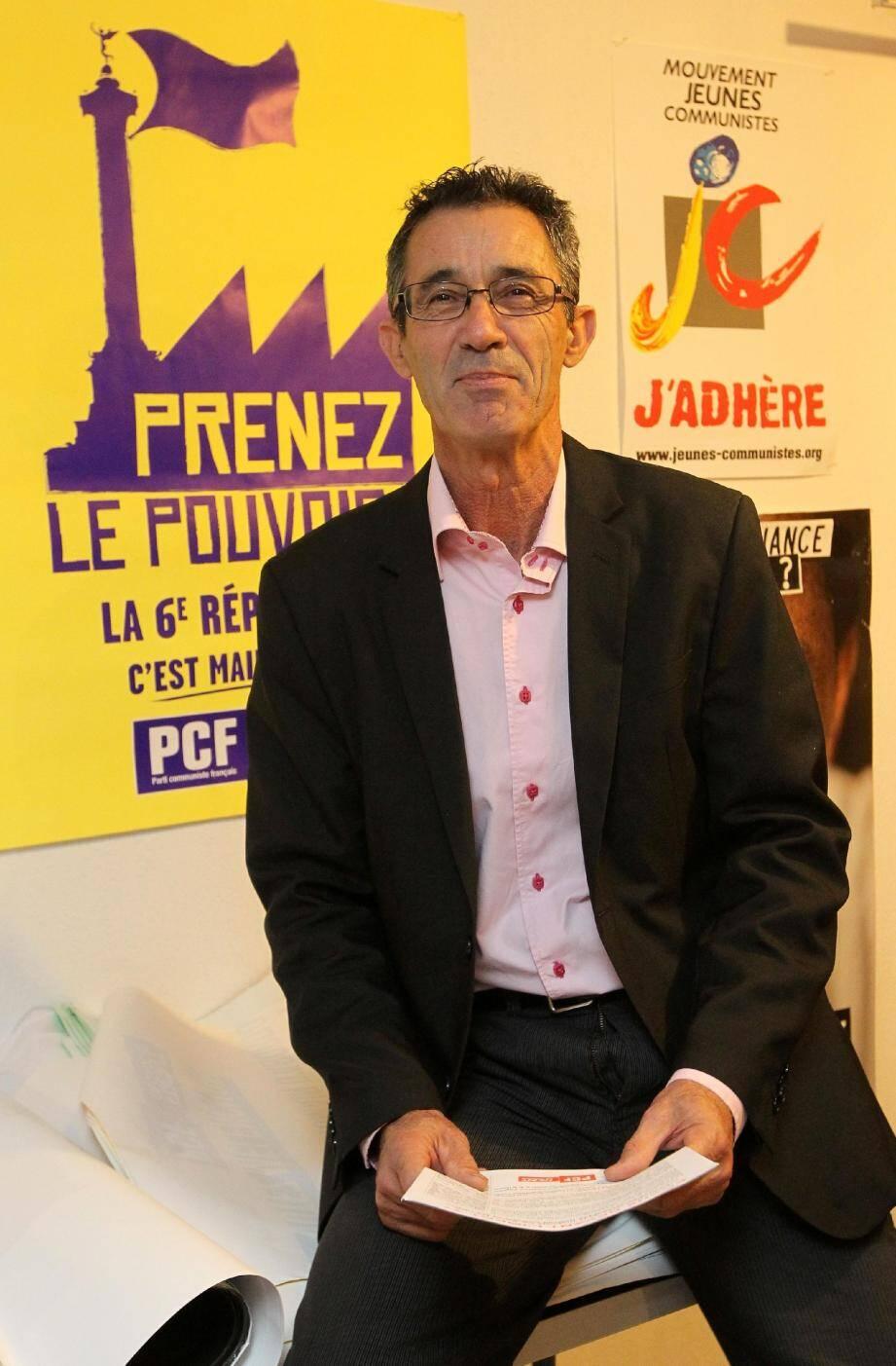 Dominique Henrot commence à dessiner son programme. Il entend mener une politique sociale « pour éviter l'exclusion des plus pauvres. »