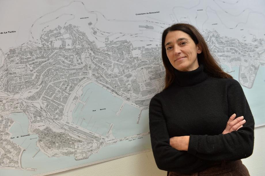 Nathalie Rosticher Giordano, le conservateur en chef du NMNM.